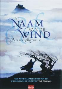 Portada holandesa de El nombre del viento
