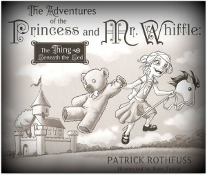 Portada de The Princess and Mr Whiffle