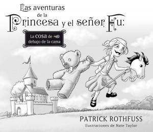 Portada - Las aventuras de la Princesa y el señor Fu